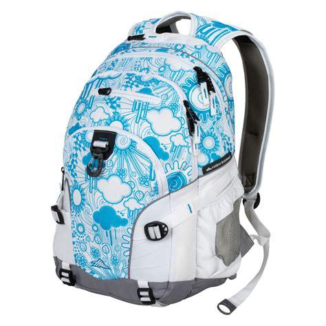 backpack gear loops high loop blue clouds backpack home