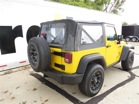 Jeep Wrangler Hitch 2012 Jeep Wrangler Trailer Hitch Curt