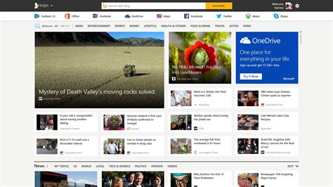 www msn com msn portal revamed bing mobile apps to be rebranded msn