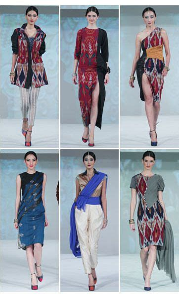 Kaftan Ikat Muslim Motif Kaftan Ikat Rodera 5 28 best uzbek haute couture images on ikat tunics and dress fashion
