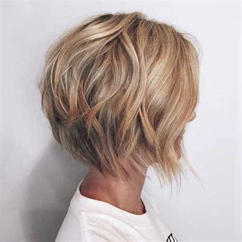 graduated layered blunt cut hairstyle best graduated bob haircuts for ladies hairiz