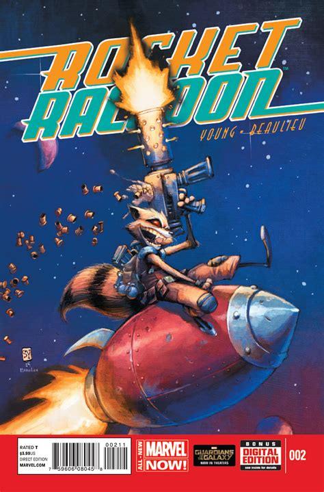 Rocket Raccoon 02 of the week podcast episode 448 rocket raccoon 2