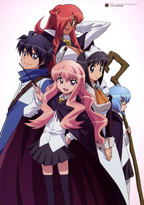 Anime 0 To by Anime Hd Zero No Tsukaima The Familiar Of Zero