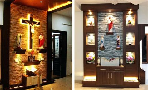christian prayer room design   altar design home