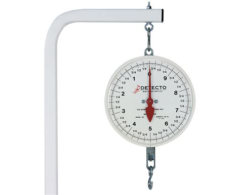 stand up bathroom scales hanging scale stand detecto