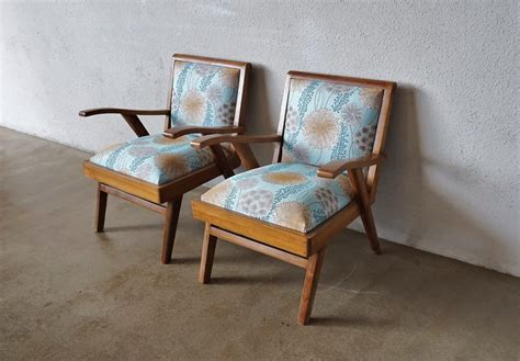 Retro Armchair Vintage Midcentury And Modern Seatings Second Charm