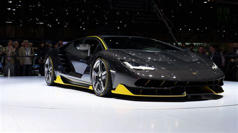 Centenario Lp 770 4 by Lamborghini Centenario Lp 770 4 Geneva 3 Les Voitures