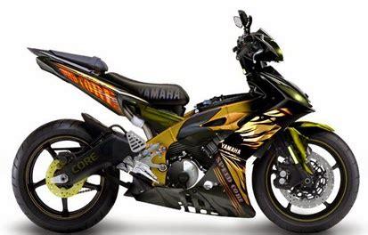 wallpaper keren motocross foto modifikasi motor yamaha jupiter mx keren terbaru 2014