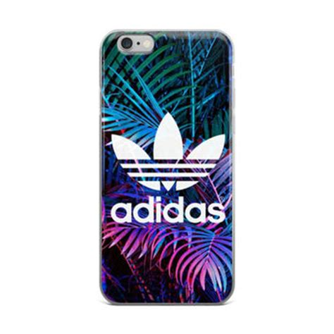 Casing Iphone X Adidas Blue Logo Hardcase Custom Cover best adidas iphone products on wanelo