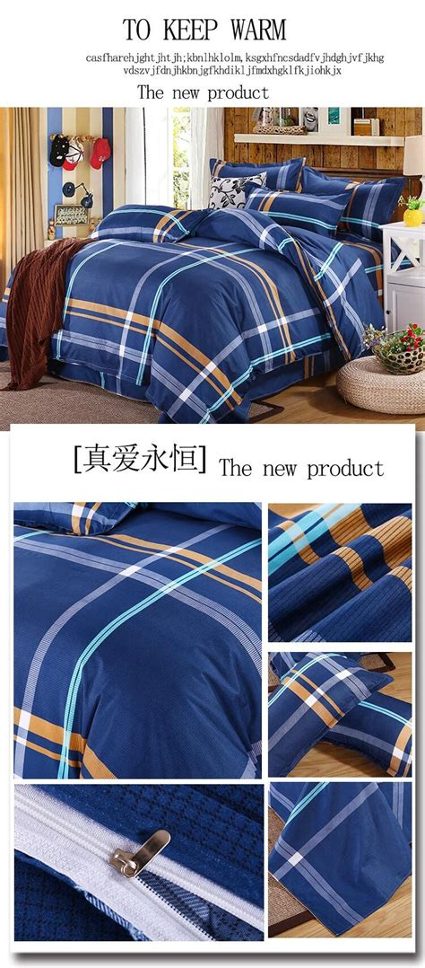 Places That Sell Bedding Sets Duvet Quilt Cover W Pillow Cotton Bedding Set King King Ebay