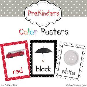 color posters color posters preschoolspot education teaching pre