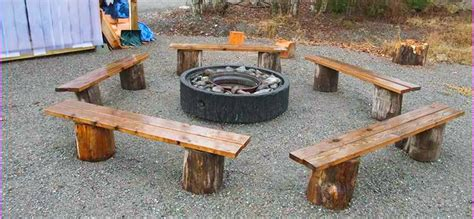 wooden fire pit bench wood working project fire pit bench diy roy home design