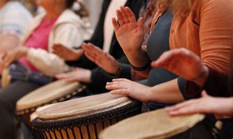 rhythm path drum circle swanage community drum circle ice breaking rhythm
