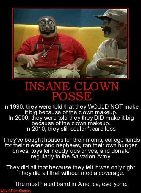 Icp Memes - insane clown posse just saying pinterest