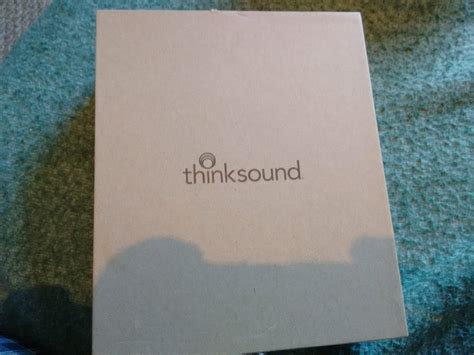 thinksound  wood  ear monitor headphone natural