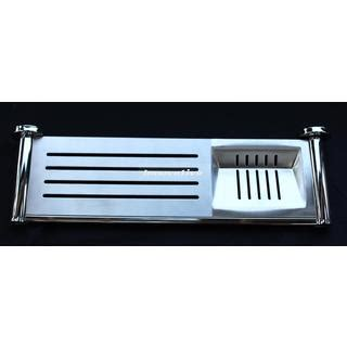 stainless steel bathroom tray stainless steel brass metal shower soap dish shower tray bathroom new innovative