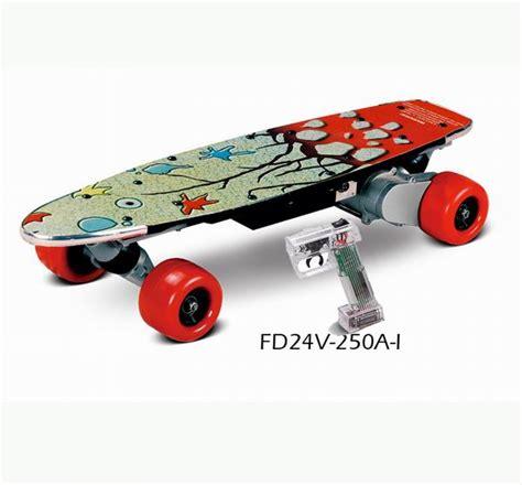 Electric Skateboards 150 Watt With Wireless Remote Fd24v 150d remote electric skateboard fd24v 250a 1 e skateboard sports leisure zhejiang