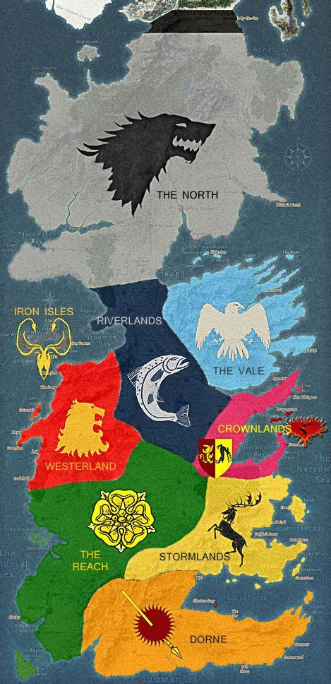 Westeros Houses by 25 Best Ideas About Of Thrones Houses On