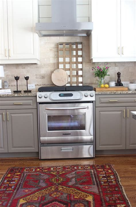 grey painted kitchen cabinets home design ideas