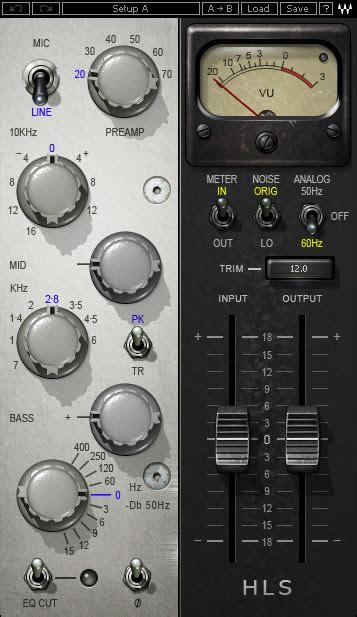 format audio hls kvr eddie kramer hls channel by waves mastering vst