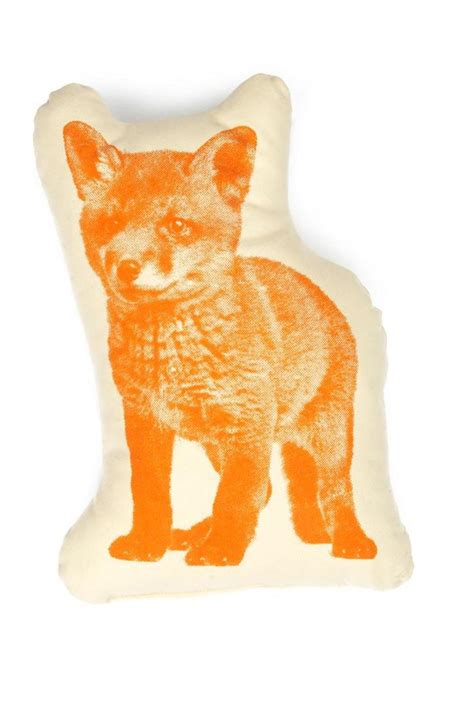 Areaware Fauna Pillows by Areaware Fauna Animal Pillow From Denver By Kismet