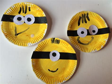 minion crafts for minions craft clare s tots
