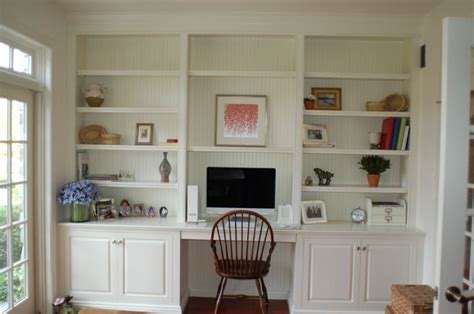Built In Desk And Bookcase by Custom Wall Unit Bookcases Artisan Custom Bookcases