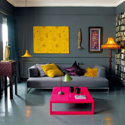 colorful room colorful living room designs