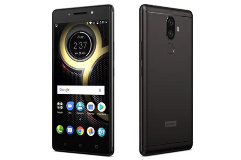 Lenovo Vibe K8 Note הוכרז Lenovo K8 Note הסמארטפון הראשון בעולם עם שבב