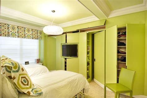 avocado green bedroom closets contemporary boy s room the renovated home