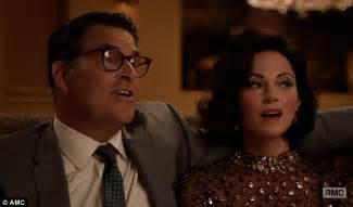 married couples swinging videos mad men season 6 spoiler alert don draper and megan hit a