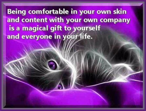 be comfortable in your own skin cat pictures images photos