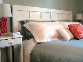 make a headboard how to make a simple cottage style headboard how tos diy