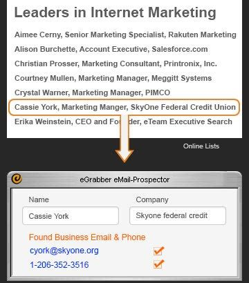 Search For Email Accounts By Name Find Email Addresses Of Prospect Ceo Cfo Vp Director