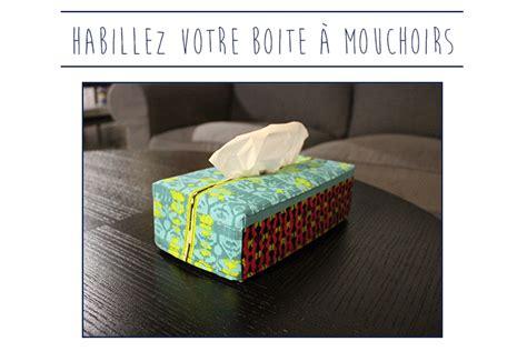 Tuto Boite Mouchoir Tissu by Customisez Une Bo 238 Te 224 Mouchoirs Mondial Tissus
