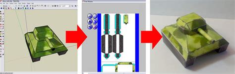3d Papercraft Software - design papercrafts with cad software do it yourself