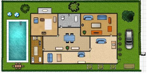 my dream house plans assignments in comp 101 floor plan my dream house my