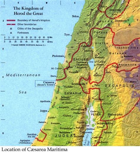 caesarea philippi map caesarea maritima bible study with randy