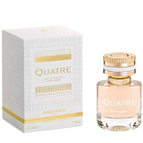 Parfum Quatre Boucheron Femme by Boucheron Quatre Pour Femme Eau De Parfum Spray 30ml Ascot Cosmetics