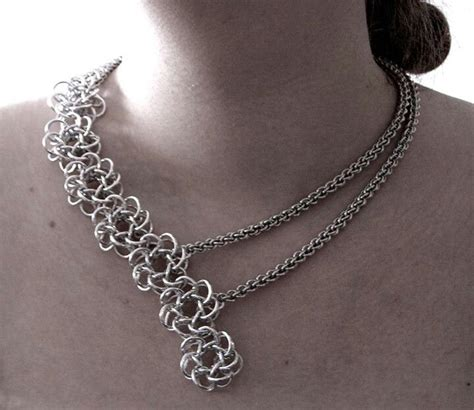 1000 images about chainmaille on