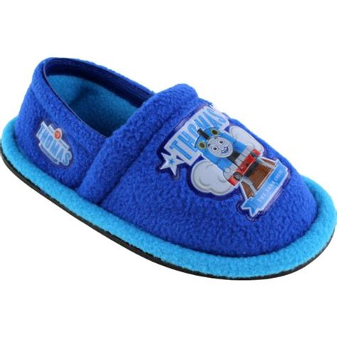 thomas the train house shoes thomas friends quot the tank engine quot blue a line slippers 5 6 9 10 7 8 baby boy