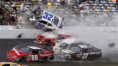 daytona races nascar crash sends car debris into the stands at daytona the two way npr