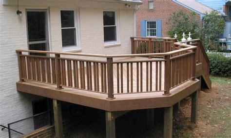 different deck designs how to how to build deck railing deck rail planters how