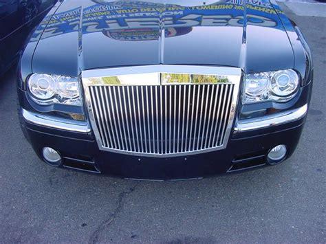 Custom Grills For Chrysler 300 by Chrysler 300 W Custom Grille Wheels Joe S Stereo