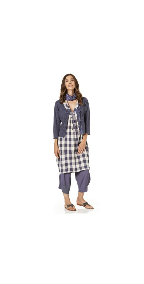 Nanies Dress masai clothing nanny dress in org