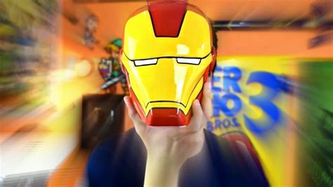 je suis iron man unboxing hitek box youtube