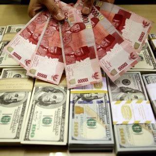 detik valas eksportir simpan uang di ri rupiah pasti menguat