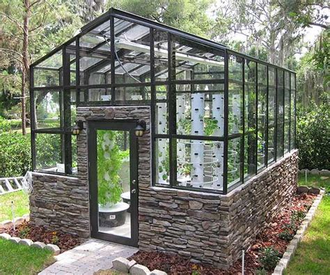 greenhouse in backyard hydroponic gardening gardening steps