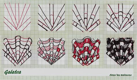 easy zentangle pattern ideas step by step life imitates doodles september 2010