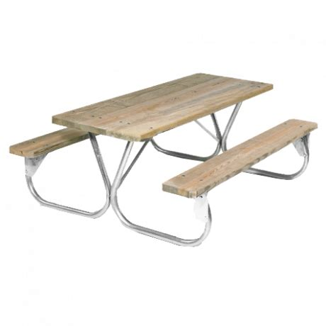 Metal Picnic Table Frame by Commercial Metal Picnic Table Frames Only